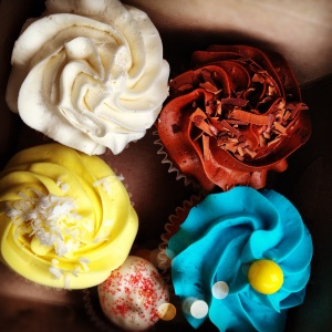 Frostings Cupcakes