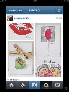 @zenijaesmits on Instagram